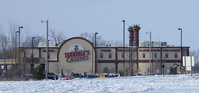Terribles casino saint casino hotel cleveland ohio