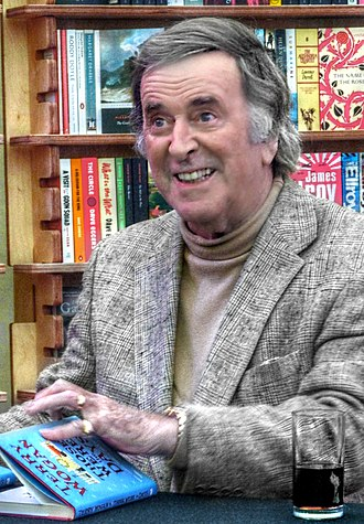 Terry Wogan - Wogan at the Cheltenham Literature Festival in 2015