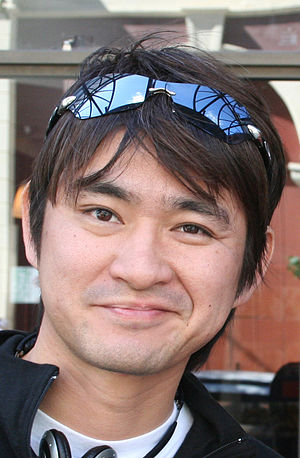 Rez (video game) - Tetsuya Mizuguchi in 2007