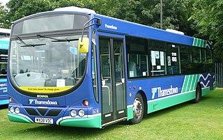 Swindons Bus Company Bus operator in Swindon, England