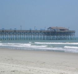 the pier at garden city beach - Garden City Beach