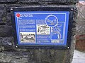 The Bacup Trail Plaque, Rochdale Road - geograph.org.uk - 1120988.jpg