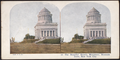 The Beautiful Grant's Monument, Riverside Drive, New York City, from Robert N. Dennis collection of stereoscopic views.png