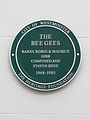 The Bee Gees - Barry Gibb, Robin Gibb & Maurice Gibb composed and stayed here 1968-1980.JPG