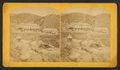 The Cliff House, and soda springs, Manitou, Colorado, by Gurnsey, B. H. (Byron H.), 1833-1880.png