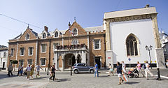 The Convent and King's Chapel Gibraltar.jpg
