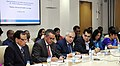 The Director General, WHO, Dr. Tedros Adhanom Ghebreyesus giving a special address on 'Universal Health Coverage', at NITI Aayog, in New Delhi (1).jpg