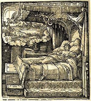 Voisava - The Dream of Skanderbeg's Mother – Jörg Breu II 1533