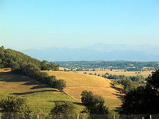 Côtes de Gascogne wine-growing district in Gascony