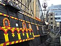 The Golden Hinde at St Mary Overie's Dock London - geograph.org.uk - 1730052.jpg