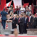 The Governor General David Johnston greets more people on Canada Day (28014776516).jpg