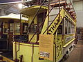 The Great Exhibition Hall - Century of Trams Exhibition - National Tramway Museum - Crich - Cardiff 21 (15394269725).jpg