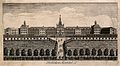 The Hospital of Bethlem (Bedlam) at Moorfields, London; seen Wellcome V0013180.jpg