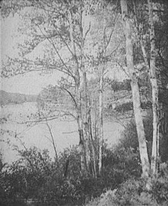 Spitfire Lake - Image: The Inlet, Spitfire 1903