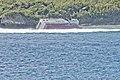 The Japanese commercial fishing vessel Daiki Maru can be seen from Glass Breakwater in Piti, Guam Feb. 14 140214-N-TR604-001.jpg