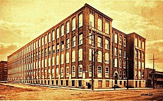 Ubisoft Montreal - The Peck Building, formerly housing The John W. Peck Shirt and Clothing Factory, became Ubisoft Montreal's headquarters (1910).