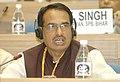 The Madhya Pradesh Chief Minister, Shri. Shivraj Singh Chauhan, at the 52nd National Development Council Meeting, Vigyan Bhawan New Delhi on December 9, 2006.jpg