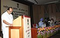 The Minister of State for Agriculture, Consumer Affairs, Food & Public Distribution, Prof. K.V. Thomas addressing at the inauguration of the National Conference on Agriculture for Rabi Campaign 2010, in New Delhi.jpg