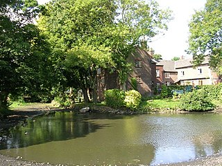 Morleys Hall Grade II* listed building in Astley, Greater Manchester, UK