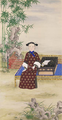 The Portrait of the Qing Dynasty Cixi Imperial Dowager Empress of China by an Imperial Painter 2.PNG