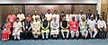 The Prime Minister, Shri Narendra Modi in a group photograph at the inauguration of the Conference on Academic Leadership on Education for Resurgence, in New Delhi.JPG