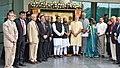 The Prime Minister, Shri Narendra Modi inaugurated Shri Mata Vaishno Devi Narayana Superspeciality Hospital, at Katra, in Jammu and Kashmir.jpg