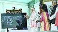 The Prime Minister, Shri Narendra Modi launched the Pradhan Mantri Jan Arogya Yojana (PMJAY), at Ranchi, in Jharkhand on September 23, 2018.JPG