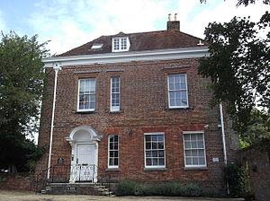 Verderer - Queen's House, Lyndhurst