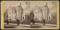The Rectory, with south-west corner of the Church, from Robert N. Dennis collection of stereoscopic views.png