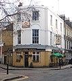 The Seckforde Arms public house, London EC1 - geograph.org.uk - 1701179.jpg
