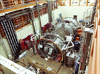 Magnetic mirror - The Tandem Mirror Experiment (TMX) in 1979