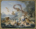 The Triumph of Venus (François Boucher) - Nationalmuseum - 17773.tif