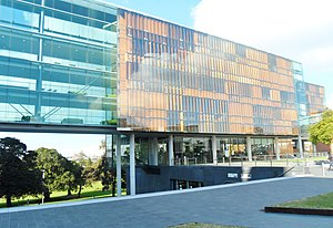 Sydney Law School - New Law School building