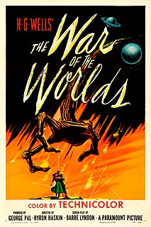 <i>The War of the Worlds</i> (1953 film) 1953 American sci-fi film