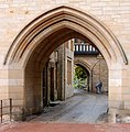 The archway through Cragside house - geograph.org.uk - 1387544.jpg