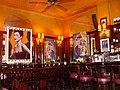 The bar at the Closerie des Lilas, Paris, 2011.jpg
