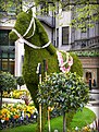 The beautiful Dorchester Hotel in London Mayfair, England United Kingdom. One of the most recognized and luxurious hotels on the planet. Enjoy! ) (4579938490).jpg