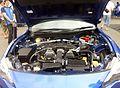 The engine room of Subaru BRZ tS (ZC6).JPG