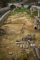 The excavated Ancient Agora of Athens between the railway and Adrianou Street on March 23, 2021.jpg
