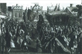 The meeting of Louis XV of France and the Infanta Marie Anne Victoire of Spain in March 1721.png