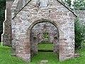 The ruined church of St. John the Baptist, Llanwarne - geograph.org.uk - 951601.jpg
