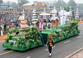 The tableau of Manipur passes through the Rajpath, on the occasion of the 68th Republic Day Parade 2017, in New Delhi on January 26, 2017.jpg