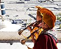 Thiksey Monastery - monks.jpg