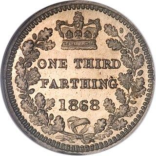 Third farthing