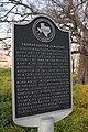Thomas Easter Cemetery, Southlake, Texas Historical Marker (6855133466).jpg