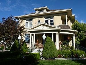 Thomas N. Taylor House - Thomas Taylor House