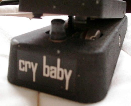 Thomas Organ Crybaby