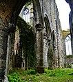 Thuin Abbaye d'Aulne Kirche Innen Chor 6.jpg