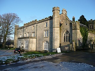 Thurnham Hall Grade I listed English country house in the United Kingdom