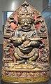 Tibet, mahakala, guardiano della dottrina sotto l'aspetto gur-gyi mgon-go, 1292.JPG